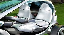 Mercedes Vision Golf Cart, Mercedes-Studie, 2013