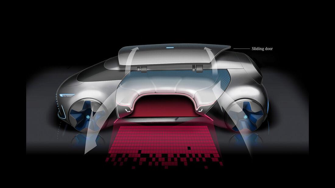 Mercedes Vision Tokyo