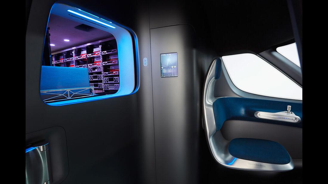 Mercedes Vision Van