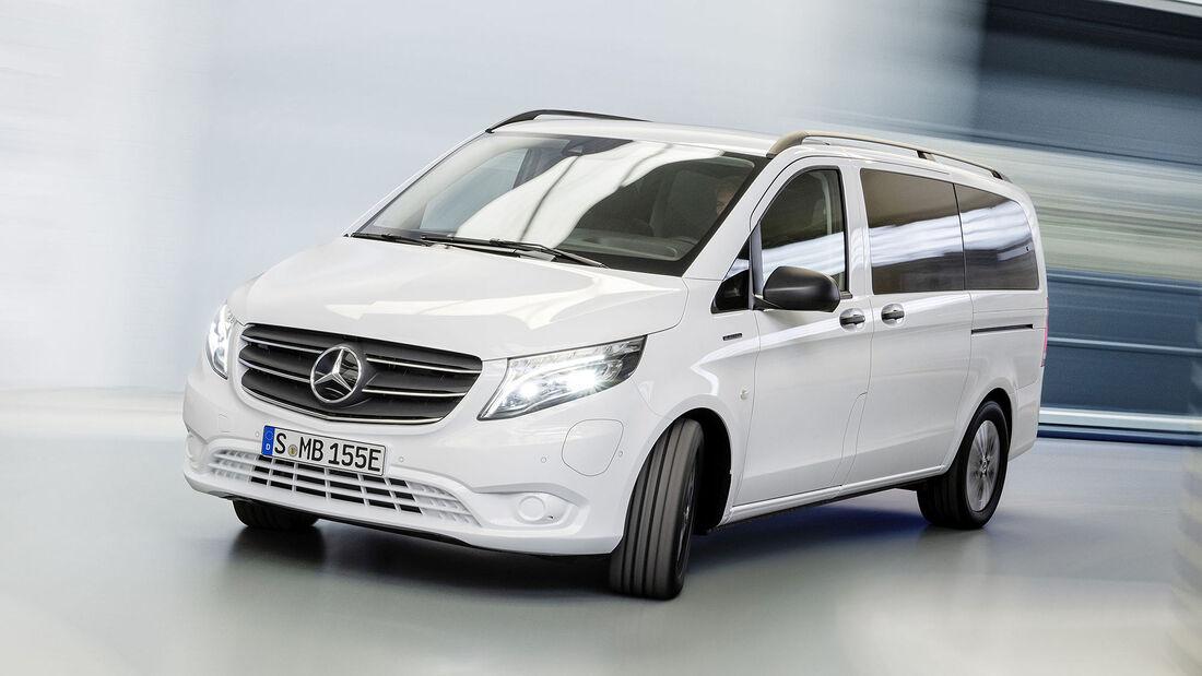 Mercedes Vito eVito 2020