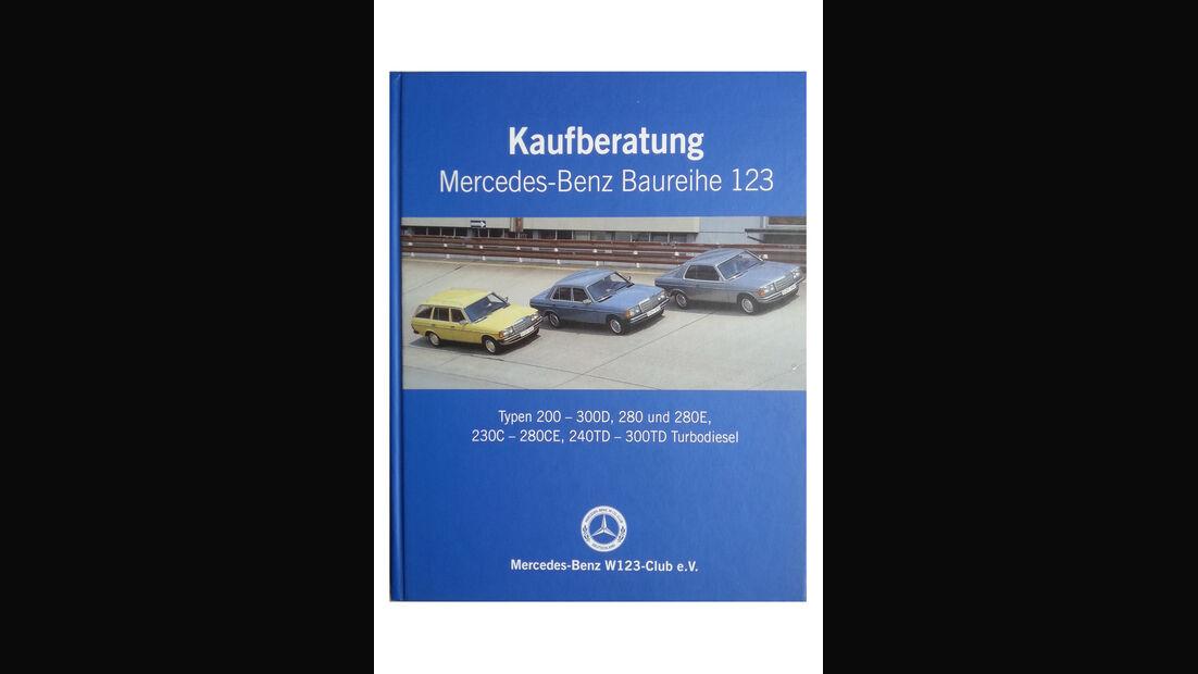 Mercedes W 123, Handbuch, Fachbuch