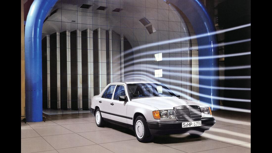 Mercedes W 124, Baujahr 1985