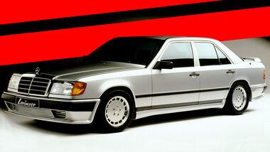 Mercedes W 124 LO Rad Lorinser