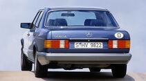 Mercedes W 126 500 SE 1988