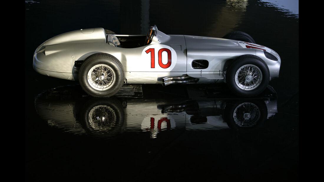 Mercedes W 196 - Rennwagen