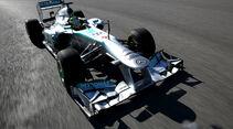 Mercedes W04 F1 Jerez 2013