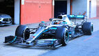 Mercedes W10 - Technik - Barcelona - F1-Test - 26. Februar 2019