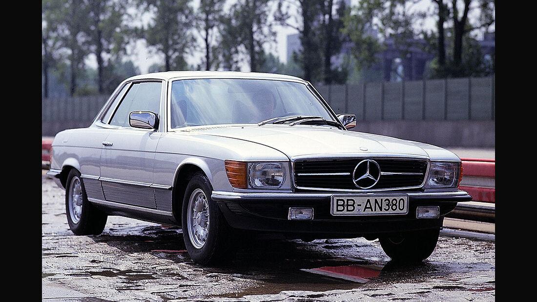 Mercedes W107 450 SLC