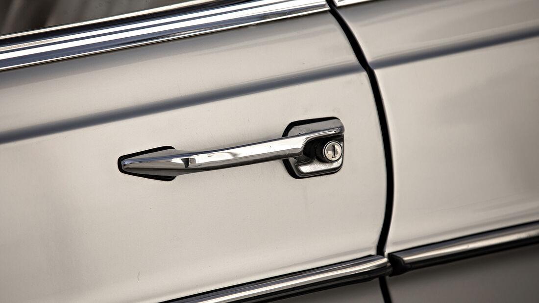 Mercedes W109 300 SEL 3.5, Türgriff