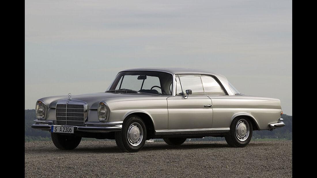 Mercedes W111 220 SEcoupe, 1961