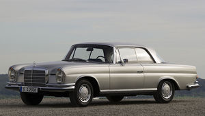 Mercedes W111 220 SEcoupe, 1961