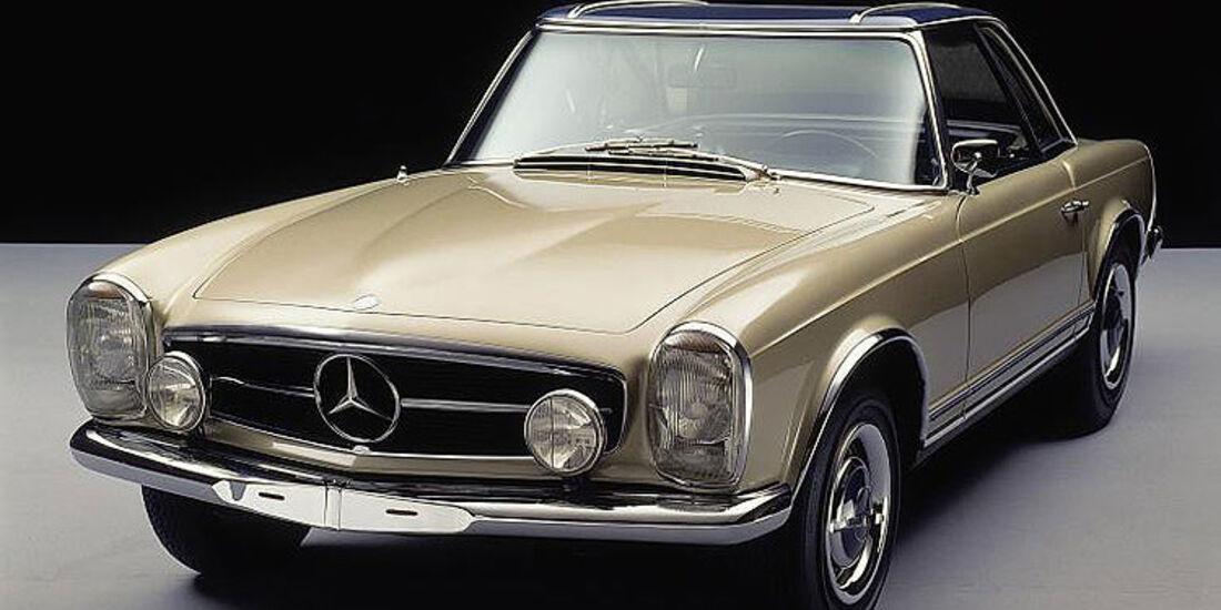 Mercedes W113, 230 SL, 1963-1971