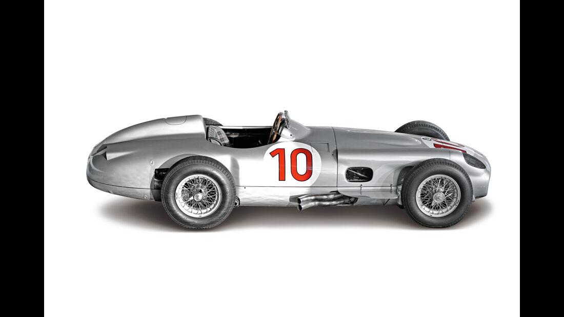 Mercedes W196 - Beste F1-Autos