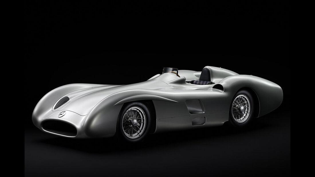Mercedes W196 R Grandprix Stromlinie