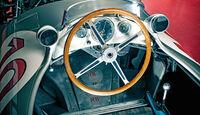 Mercedes W196R, Cockpit