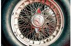 Mercedes W196R, Speichenrad