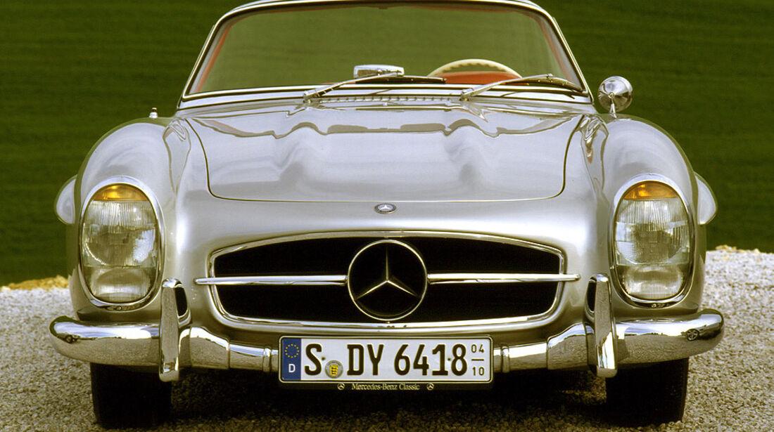 Mercedes, W198II, SL300, 1957