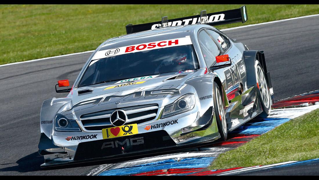 Mercedes W205 Motorsport