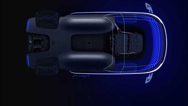 Mercedes Wasserstoff-Truck