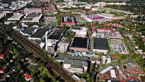 Mercedes-Werk Berlin