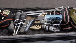 Mercedes Werkstättentest 2010