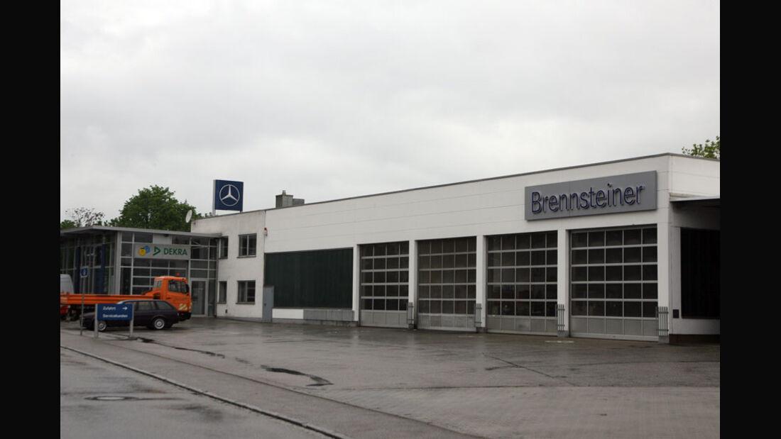 Mercedes-Werkstatt, Autohaus Brennsteiner GmbH