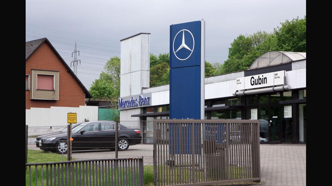 Mercedes-Werkstatt, Autohaus Gubin GmbH