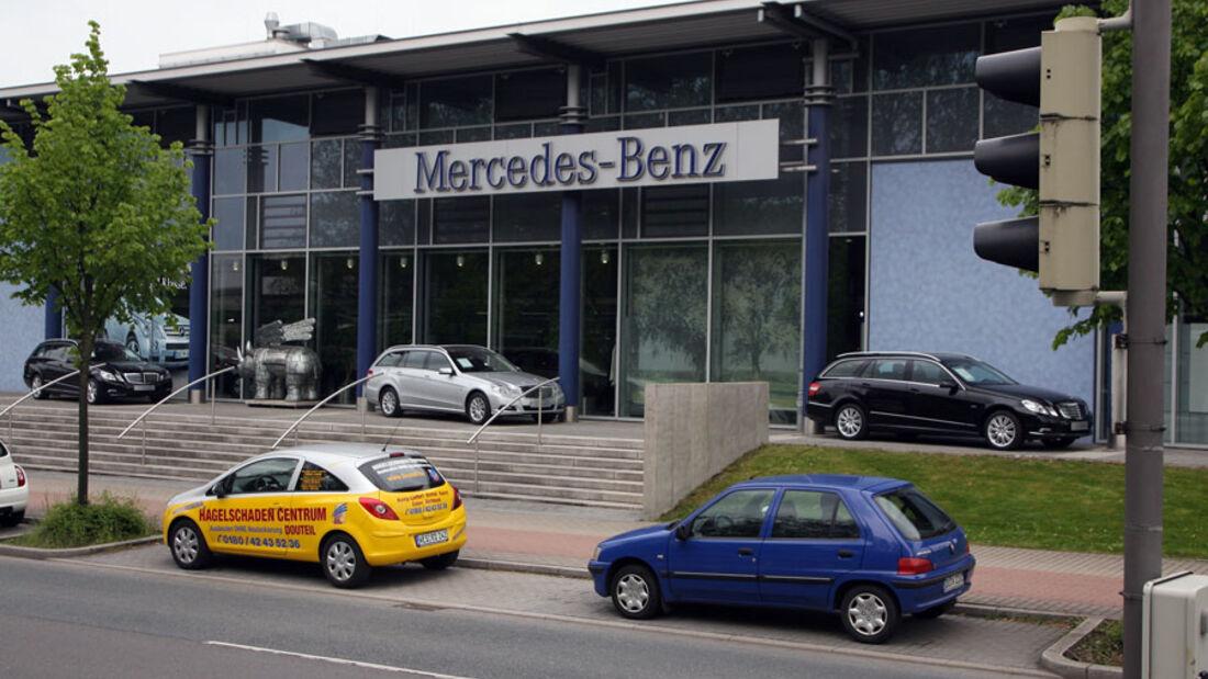 Mercedes Werkstatt Rastatt