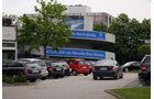 Mercedes-Werkstatt, Mercedes-Niederlassung München