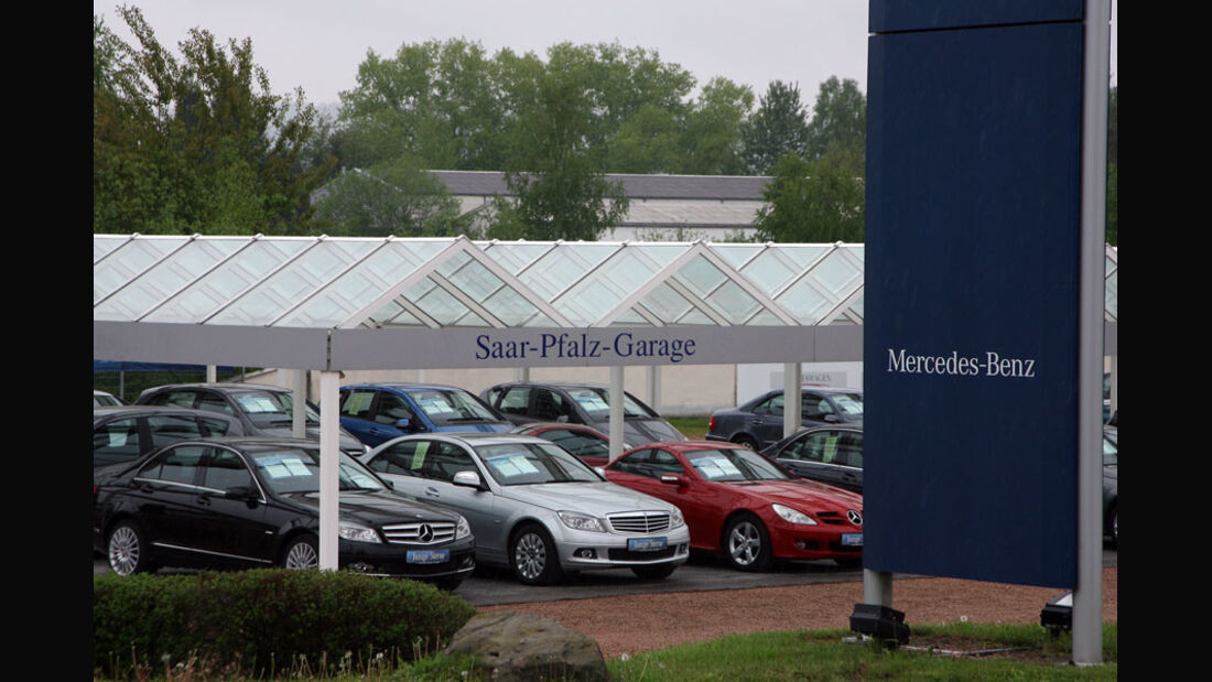 Mercedes-Werkstatt, Saar-Pfalz-Garage GmbH