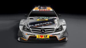 Mercedes - Wickens  - DTM 2015