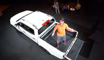 Mercedes X-Klasse Pickup