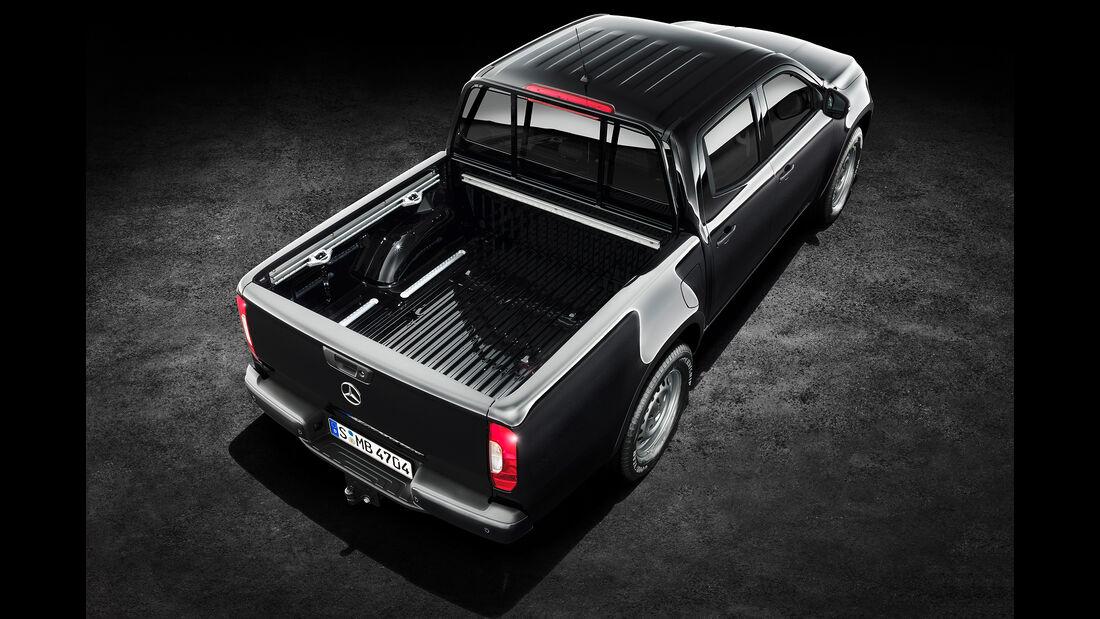 Mercedes X-Klasse Pure