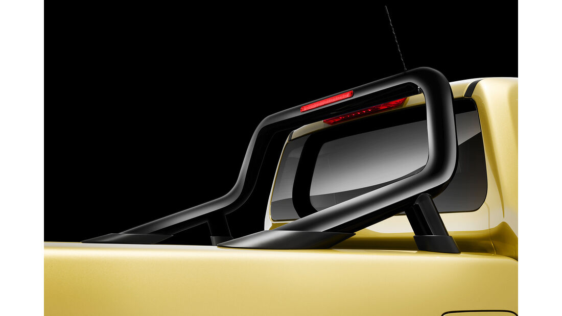 Mercedes X-Klasse Styling Bar