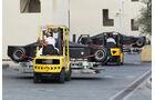 Mercedes Young Driver Test Abu Dhabi 2012