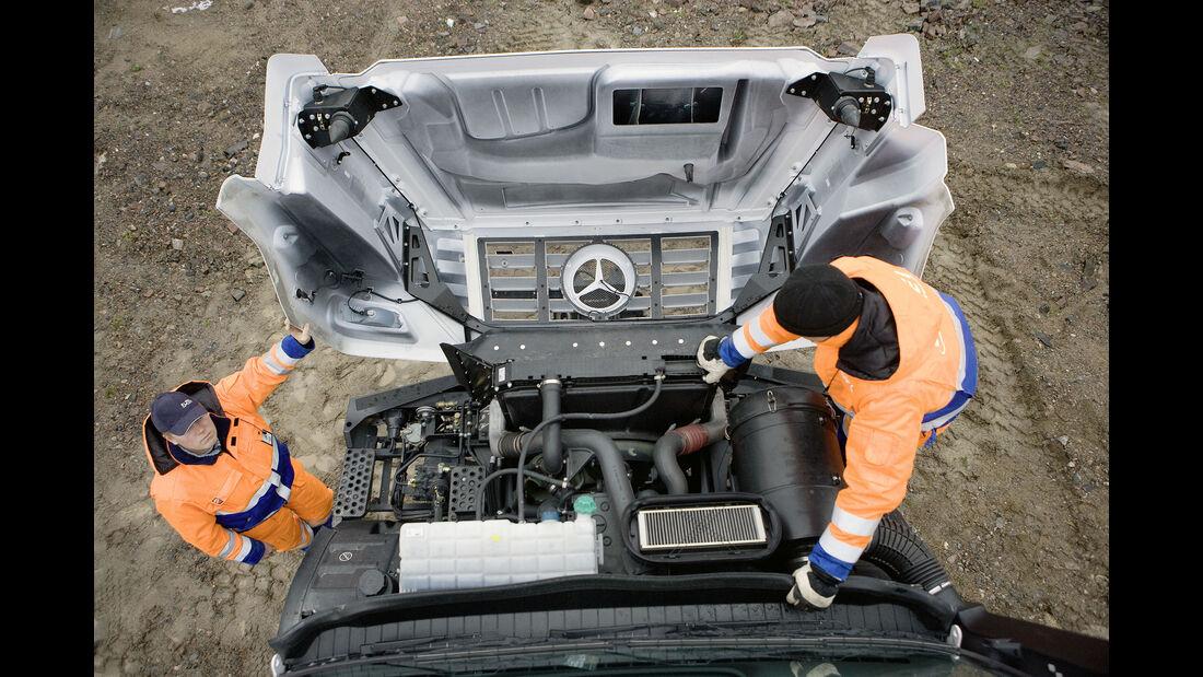 Mercedes Zetros
