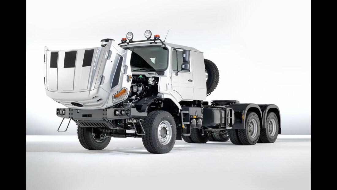 Mercedes Zetros (2020) Neuvorstellung