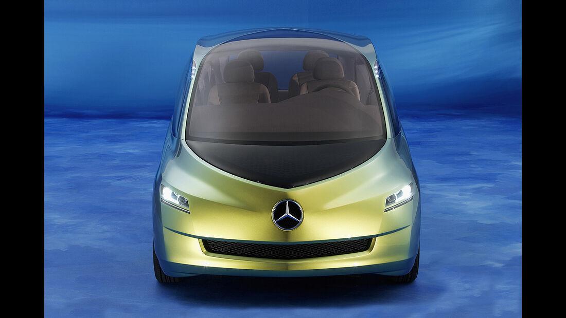 Mercedes-Zukunft, Mercedes-Neuheiten, Mercedes Bionic-Car