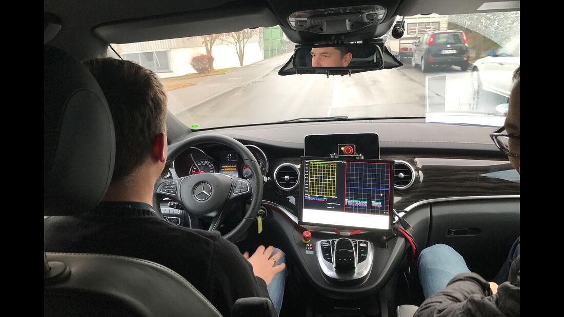 Mercedes autonomes Fahren
