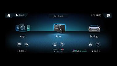 Mercedes me Online-Store