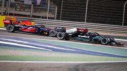 Mercedes vs. Red Bull - GP Bahrain 2021