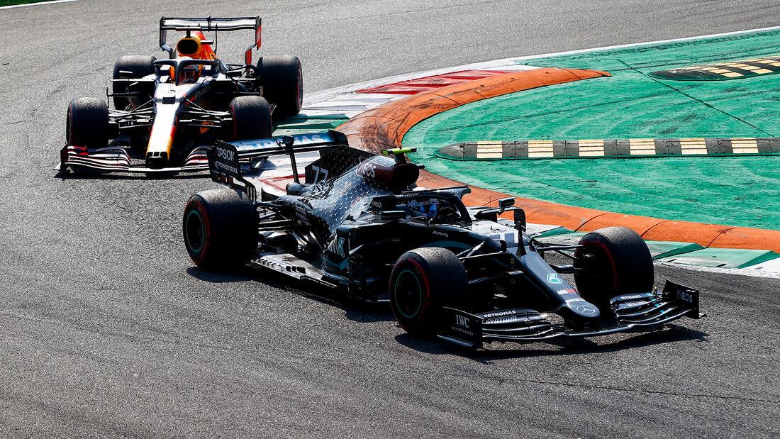 Mercedes vs. Red Bull - GP Italien 2020