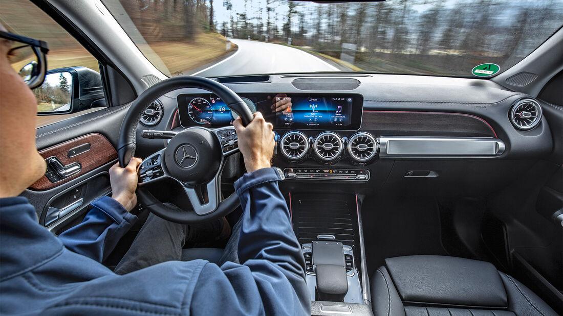MercedesGLB 220 d 4Matic