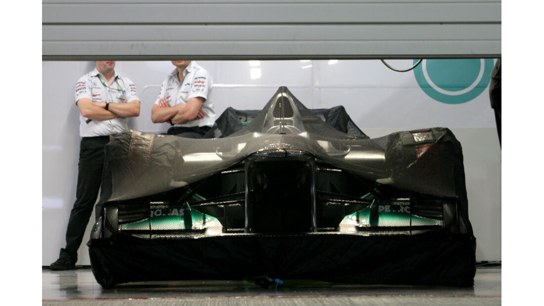 MercedesGP  GP Japan 2011