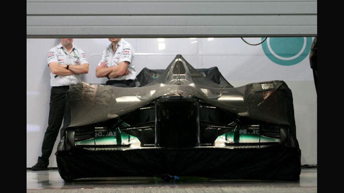 MercedesGP  GP Japan 2011