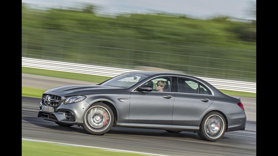 Mercedese-AMG E63 S 4Matic+, Exterieur