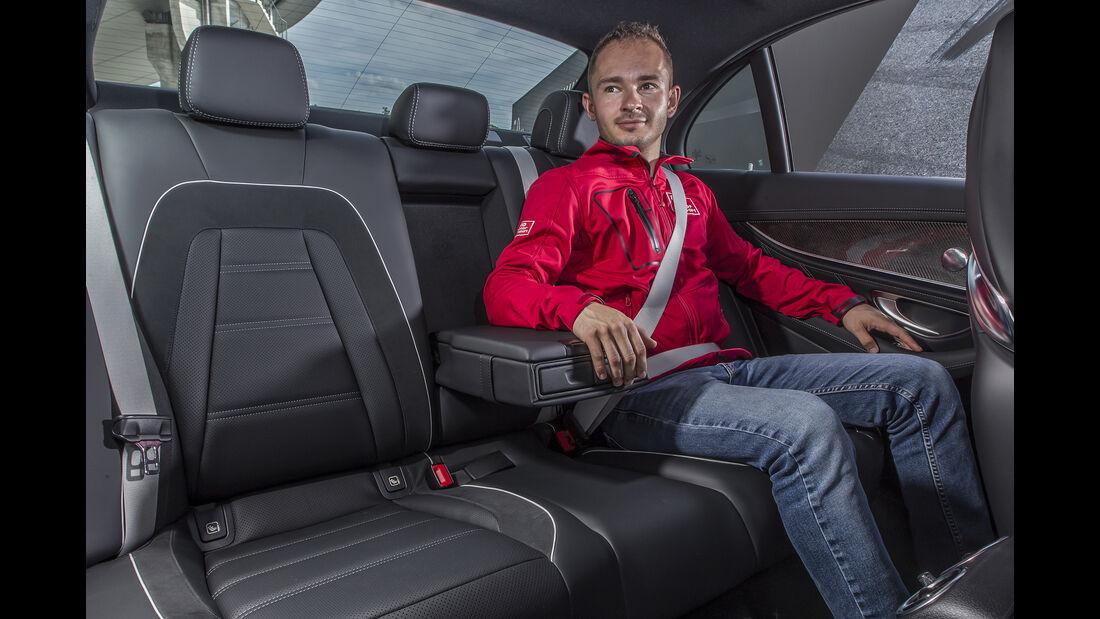 Mercedese-AMG E63 S 4Matic+, Interieur