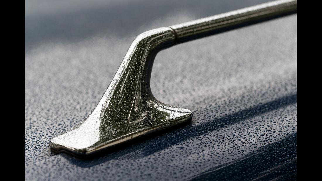 Mercerdes-Benz S123, Dachreling