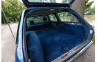 Mercerdes-Benz S123, Kofferraum