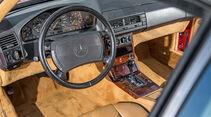 Mercerdes SL 500 (R129), Cockpit